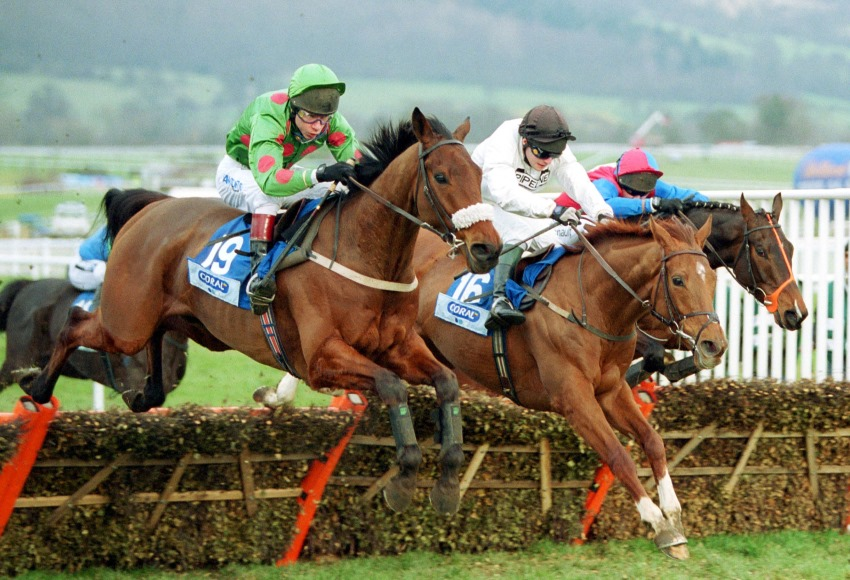 The Coral Cup Hurdle 2003 1