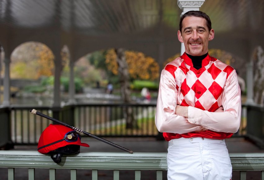 Davy Russell Movember