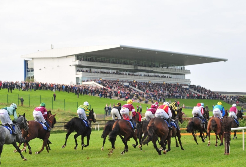 Racing at Limerick Racecourse