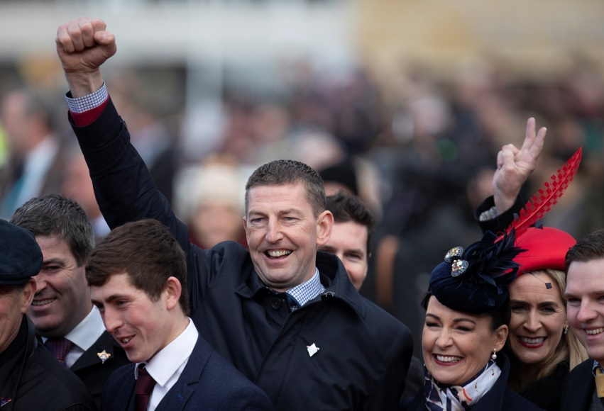 Trade Stands Cheltenham Festival : Irish trainers hoping to kick on after fine cheltenham festival