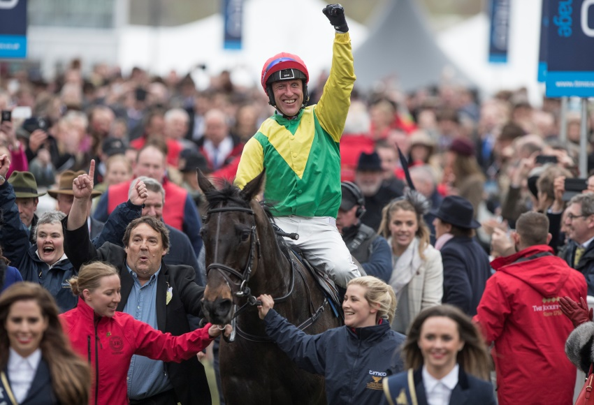 Sizing John and Robbie Power