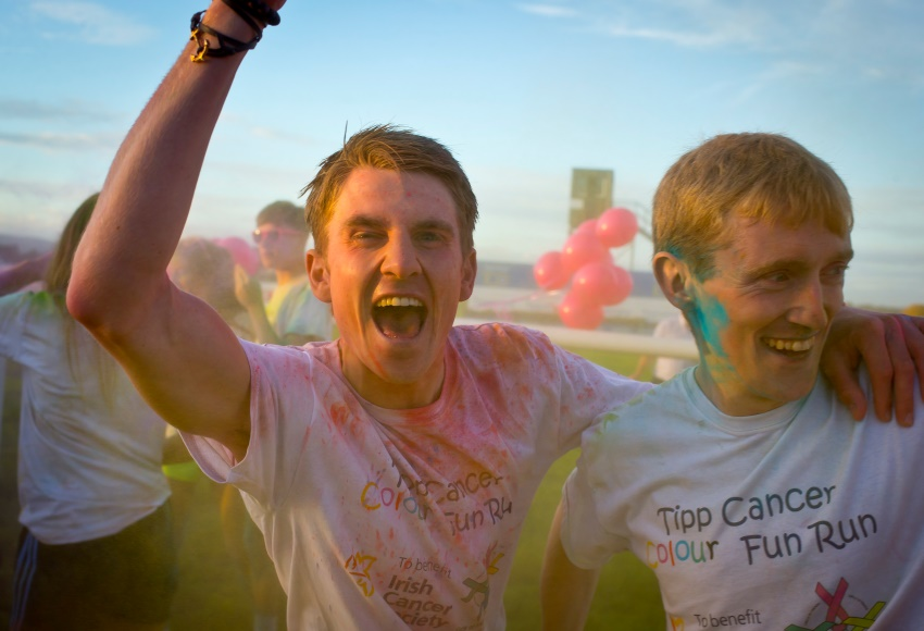 Tipperary Colour Fun Run