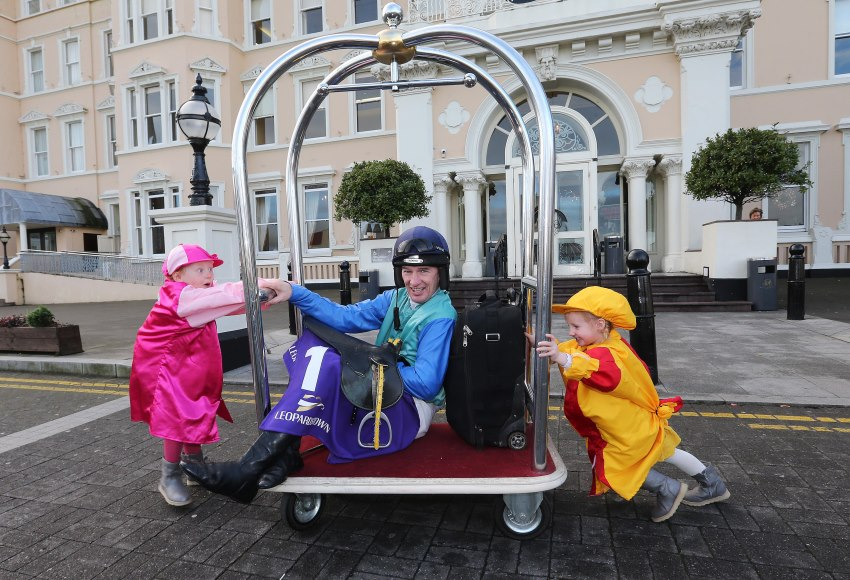 Neville Hotels announced as sponsors at Leopardstown