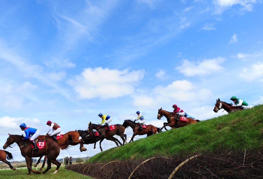 Punchestown set for €6.2m redevelopment. Photo: Pat Healy
